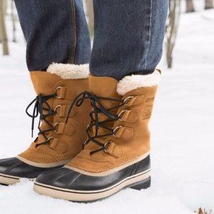 SOREL CARIBOU SNOW  WINTER MEN BOOT.